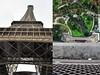 Arriba y Abajo (enrique1959 -) Tags: paris torreeifiel torre eifiel francia europa