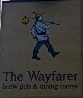 The Wayfarer - Parbold, Lancashire.
