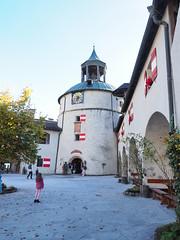 PA114401 (RiverboyChen) Tags: 國外旅遊 歐洲 奧地利 維爾芬 鷹堡 hohenwerfencastle