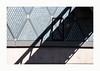 Négatif (hélène chantemerle) Tags: mur ombre géométrie noir gris wall shadow geometry pattern black grey