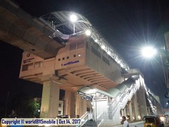 Hyderabad Metro - Mettuguda Metro Station (world8115) Tags: hyderabad telangana india 2017 bhagyanagar telengana testrun trialrun testruns trialruns trial load testing oscillation electrical ohe హైదరాబాదు హైదరాబాదుమెట్రోరైలు మెట్రోరైలు రైలు మెట్రో తెలంగాణ हैदराबाद भाग्यनगर hyderabadmetro metro subway hmr hmrl lt landt infra nvsreddy ప్రాజెక్ project rapid transit publictransport southindia mass transport infrastructure heavy rail railway track station mettuguda southlalaguda lalaguda secunderabad system systems