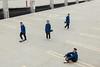 Untitled #8 (sebastiansartireyes) Tags: surreal multiply photoshop lightroom skateboard blue portrait people minimalism minimal