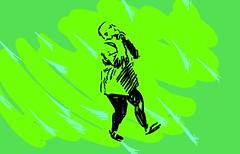 g dance (AvitalShtap) Tags: rotoscope gif