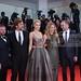 Ari Handel, Darren Aronofsky, Michelle Pfeiffer, Jennifer Lawrence, Javier Bardem, Scott Franklin