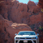 Camero in Valley of Fire thumbnail