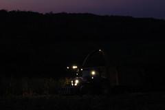 Corn Silage 2017 (Winiarsky) Tags: nht7220bossini johndeere7300 corn silage poland canon eos 1200d