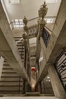staircase Vienna