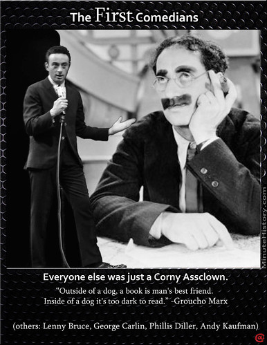 Important Comedian Styles First Lenny Bruce George Carlin Phillis Diller Andy Kaufman