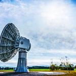 Robert Emmerich - 17 TSLE DLR Satellite antenna at Sunlight in Weilheim - Germany thumbnail