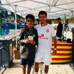 Josep Freixas, campió del Màster Circuit Juvenil