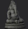 Ganesha Statue (3D Models) (hypesol) Tags: additional ancient animation ar art game ganesh ganesha gods historic lowpoly museum props sculpture statue temple vr