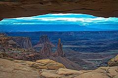 Mesa Arch (rrfaris1957) Tags: mesa arch canyonlands