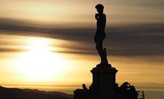 Firenze - piazzale Michelangelo - sunrise
