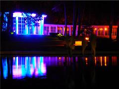 Timmendorfer Strand autumn lights (Ostseetroll) Tags: deu deutschland geo:lat=5399749022 geo:lon=1078299522 geotagged schleswigholstein timmendorferstrand spiegelungen reflections herbst autumn