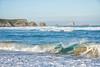 Punta del Aguila (marcin1868) Tags: cantabria españa liencres mar nikond7200 playadevaldearenas playa valdearenas nikorr18140mm sky clouds blue white cliff landscape nikonflickraward