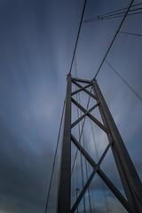Forth Road Bridge Tower (Chris_Hoskins) Tags: forthroadbridge scottishlandscape wwwexpressionsofscotlandcom scottishlandscapephotography landscape centralscotland firthofforth scotland