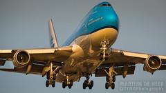 PH-BFN (tynophotography) Tags: ams eham schiphol amsterdam phbfn airport klm 747 747400 744 boeing