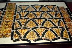Chateau de Suscinio, Sarzeau (56) - pavement (odile.cognard.guinot) Tags: pavements chapelle 13esiècle chateau suscinio bretagne morbihan sarzeau