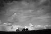 Clouds (parenthesedemparenthese@yahoo.com) Tags: dem bw belgique bench blackwandwhite clouds doel ete monochrome nb noiretblanc silhouette sky banc bicycles canoneos600d ciel day dramatic dramatique ef50mmf18ii exterieur grass humains journã©e nuages outdoors paysage pelouse photographiederue piquenique scalestudy summer velos ã©tã©