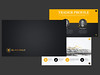 39 (Malik Sabahuddin) Tags: powerpoint presentation template editable microsoft business coverpage slide deck table airliner airline commercialaviation aviation travel airplane sideview aeroplane aircraft jet