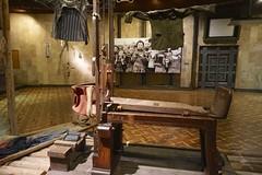 Guillotine  War Museum (ronindunedin) Tags: ukraine kiev former soviet union