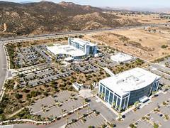 LLUMC Murrieta (BK LVI56) Tags: drones medical center dronephotography aerial mavicpro mavic mavicdrone