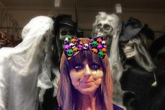 Happy Halloween! (Jainbow) Tags: halloween october theme jainbow ghosts skeletons ghouls skulls