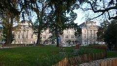 Rouen - Le Square Verdrel à l'automne (jeanlouisallix) Tags: rouen seine maritime haute normandie france jardin garden parc park nature paysage panorama landscape allées basins cascade chute deau