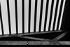 up (Pejasar) Tags: rafters up view construction truss wood roof bw blackandwhite geometric jacksonhole wyoming vacation