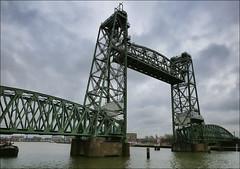 Роттердам, Голландия, мост De Hef (zzuka) Tags: rotterdam netherlands роттердам голландия