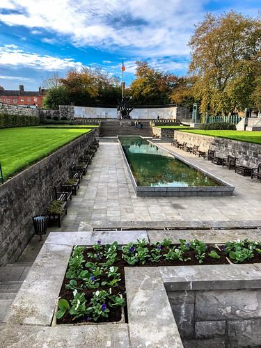 Garden of Remembrance, Dublin