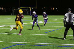IMG_5920 (JoeSeliske) Tags: gfess greater fort erie secondary school gryphons junior football an myer marauders nrhsaa championship final friday november3 2017 700 pm under lights evening away loss 2013 artificial turf niagarafalls ontario rcbhs blue devils