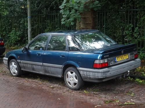 1992 Rover 420 GTI