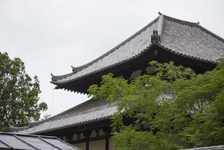 Todai-ji Kaidan Hall 東大寺 戒壇院