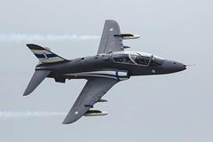 BAe Mk51 x 4 Midnight Hawks 008-1 (cwoodend..........Thanks) Tags: 2017 july2017 airshow riat riat2017 royalinternationalairtatoo raffairford fairford bae baehawk baehawkmk51 midnighthawks finnishmidnighthawks hävittäjälentolaivue41 hawkmk51 mk51