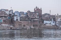 Varanasi - Ganges River - boat ghats-10