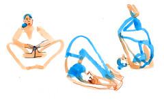 yoga3-3 (marin71) Tags: yoga sketch drawing illustrstion urbansketchers art