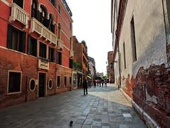 Rio Terrà Foscarini, Venice