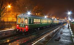East lancs Railway Railcar Gala (keith-v) Tags: east lancashire railway railcar gala wickham class 109 dmu ramsbottom sttion brcw calder valley 104 110