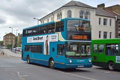 aks 6406 - GN04 UDV (Solenteer) Tags: arrivasoutherncounties arrivakentsurrey 6406 gn04udv volvo b7tl transbus alx400 chatham
