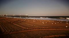 Ocean City fishing pier at night (delmarvausa) Tags: ocmd oceancitymaryland moonlight evening afterthesummerends beach coastaldelmarva easternshore maryland delmarva beaches seashore oceancitymd offseason moon oceanfront sea ocean beachlife beachtown oceancity midatlantic coastal eastcoast beachtowns
