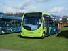 Arriva No. 1660, registration No. GN64 DXX. (johnzebedee) Tags: bus motorbus transport publictransport rally busrally detling kent johnzebedee arriva wrightstreetlite
