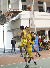 "Inter-School Viswajyothi Basketball Tournament 2017-18 • <a style=""font-size:0.8em;"" href=""http://www.flickr.com/photos/141568741@N04/26255457869/"" target=""_blank"">View on Flickr</a>"