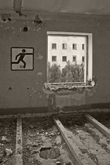 _MG_6666 (daniel.p.dezso) Tags: kiskunmajsa laktanya orosz kiskunmajsai majsai former soviet barrack elhagyatott urbex abandon gym abandoned military base militarybase