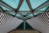 Portal (Maerten Prins) Tags: valencia spain spanje calatrava subwaystation alemedabridge door portal canopy hydrolic symmetry glass alameda architecture urban abstract geometric geometry line lines
