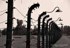 Auschwitz-Birkenau Extermination and Concentration Camp (Juan C. García Lorenzo) Tags: auschwitz birkenau auschwitzbirkenau exterminationcamp extermination nazi nazigermany poland europe eu ue polonia europa travel nikon nikond90 shoah holocaust jewish secondworldwar horror death