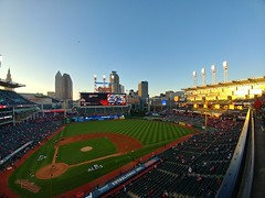 1005171832a_HDR (reddawg5357) Tags: clevelandindians clevelandohio alds 2017alds game1 playoffs progressivefield postseason mlb majorleaguebaseball ohio chiefwahoo cle rallytogether newyorkyankees nyy tribetime tribetown tribe