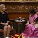 Mogherini's diplomatic trip to India, October 2017
