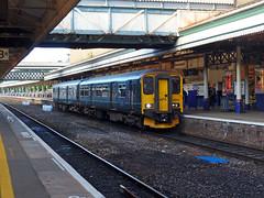 150232 Exeter St Davids (Marky7890) Tags: gwr 150232 class150 sprinter 2r93 exeterstdavids railway devon devonmainline train