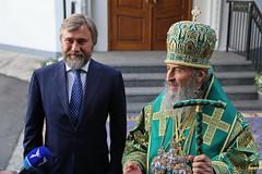 126. 25-летие Святогорской обители 24.09.2017